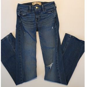 Hollister lightly Distressed Jeans 23/33
